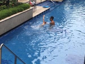 Christopher Swim 1